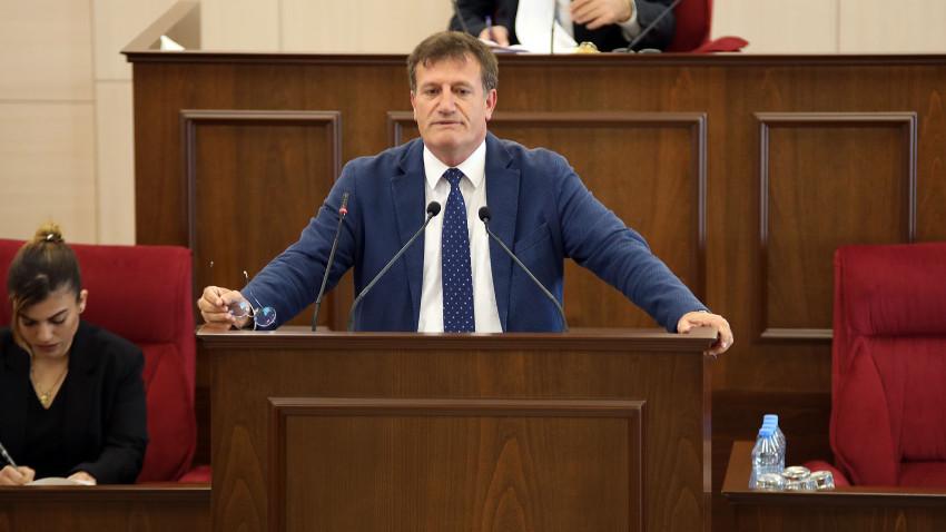 KKTC Cumhurbaşkanlığı seçiminde Ersin Tatar'a YDP destek vereceğini açıkladı