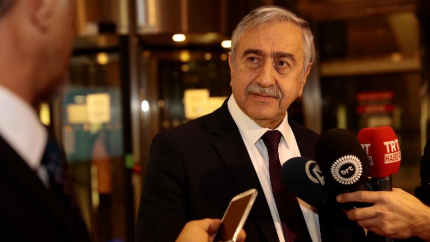 Cumhurbaşkanı Akıncı kapalı Maraş'ın açılışından rahatsız oldu