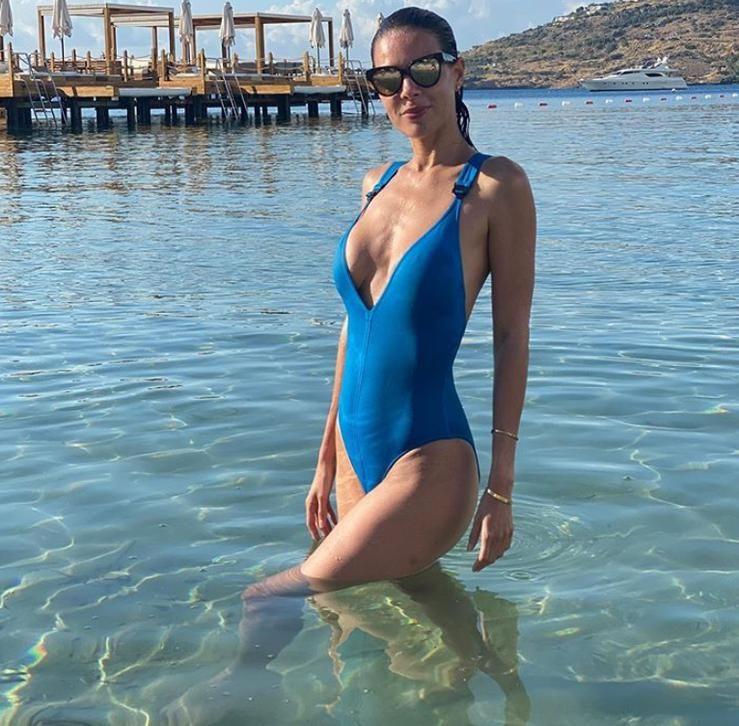 Nastassia Jacober boşandı, tatile çıktı - Sayfa 3