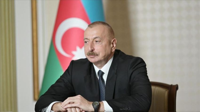 Aliyev kararlı: Topraklarımızı geri alacağız