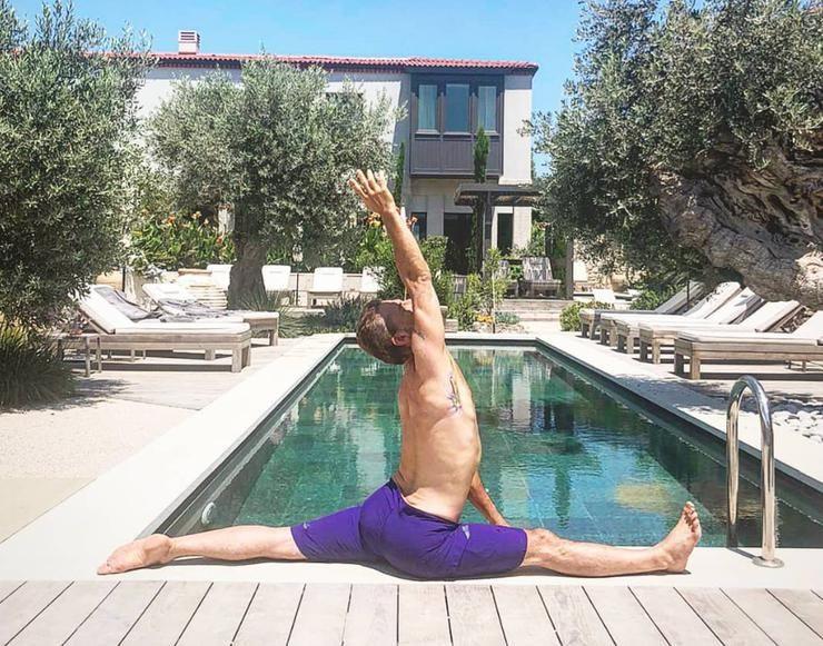 Harun Tan yoga eğitmenliğine geri dönüyor! - Sayfa 3