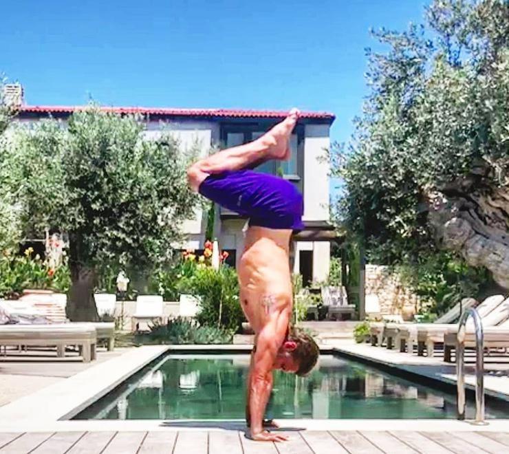 Harun Tan yoga eğitmenliğine geri dönüyor! - Sayfa 2