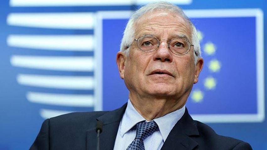 Borrell'den mesaj: