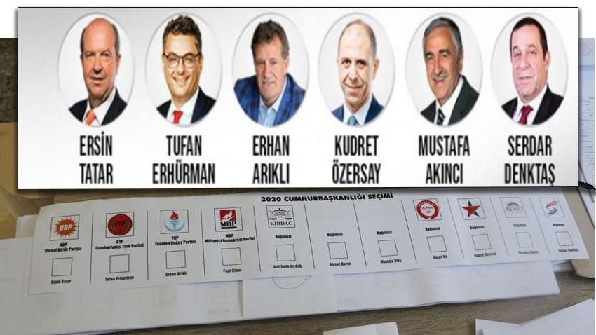 Seçim ikinci tura kaldı! Akıncı mı Tatar mı?