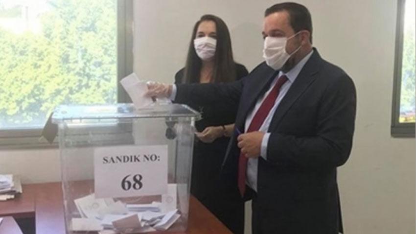 KKTC Cumhurbaşkanı adayları oy kullanırken ne dedi?