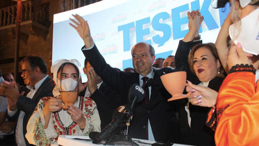 Ersin Tatar'a cumhurbaşkanlığı mazbatası bugün veriliyor