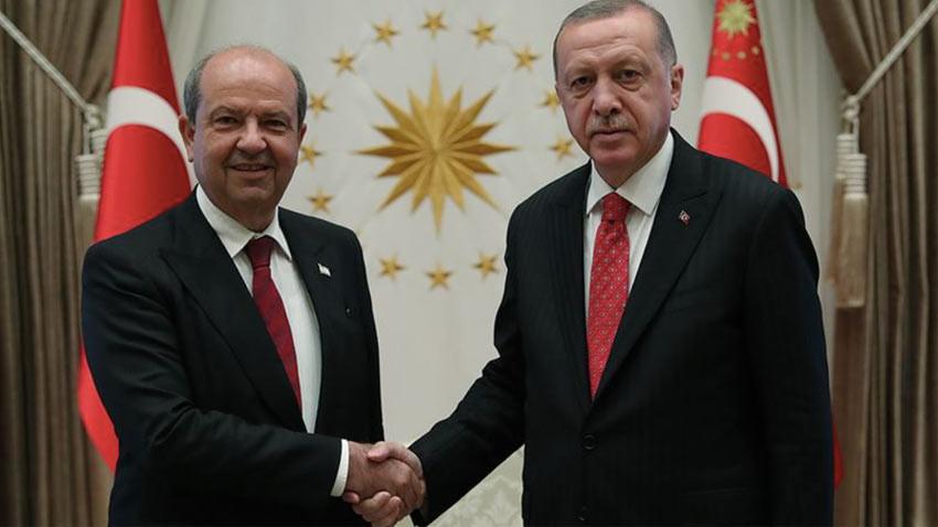 İlk telefon görüşmesinde Erdoğan Tatar'a ne söyledi?