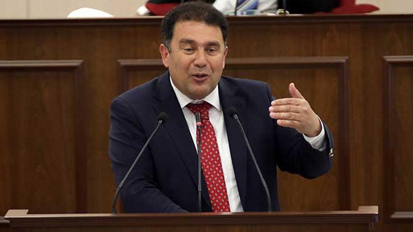 Ersan Saner hükümet kurma görüşmelerine bugün başlıyor!