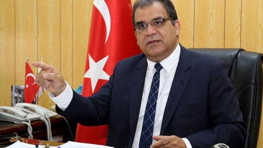 Faiz Sucuoğlu UBP Genel Başkanlığı için yeniden aday olduğunu açıkladı