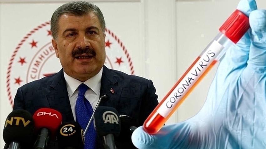 Koronavirüs dalgasında Türkiye'de son günde artış