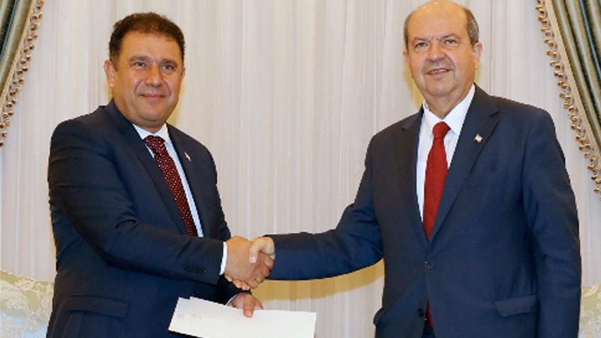 Cumhurbaşkanı Tarar hükümet kurma görevini Ersan Saner'e verdi