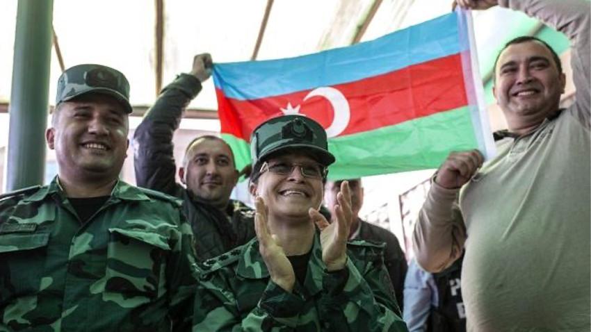 Azerbaycan en kritik şehri geri aldı! Zaferi Aliyev duyurdu