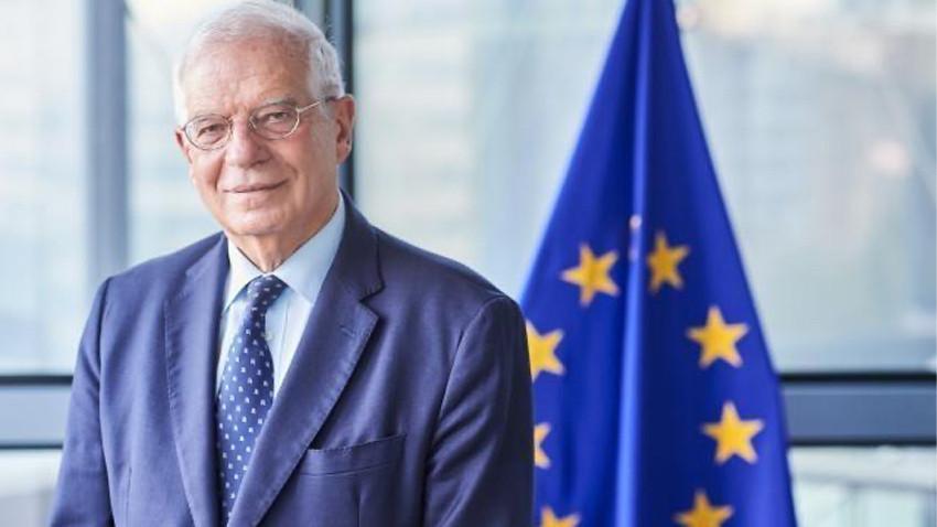 AB, tüm Kıbrıslıların yararına destek verecek! Borrell'den Kıbrıs tweeti
