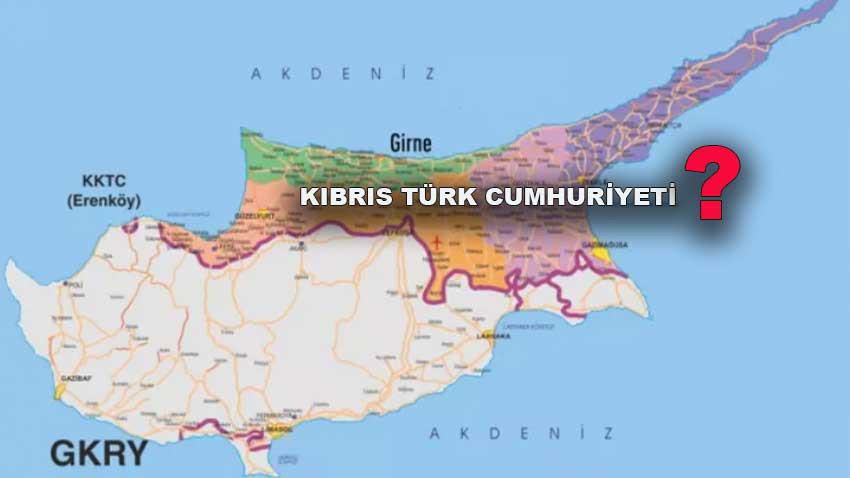 KKTC'nin ismi Kıbrıs Türk Cumhuriyeti olsun önerisi... Ülkenin adı değişir mi?
