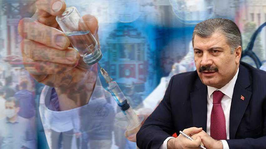 Türkiye'ye geliyor... Çin aşısı önce kimlere yapılacak?
