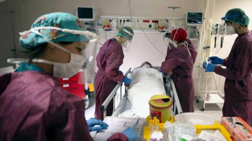 KKTC'de hemşire krizi! Ölümler artıyor ama 156 hemşire kapıda bekliyor...