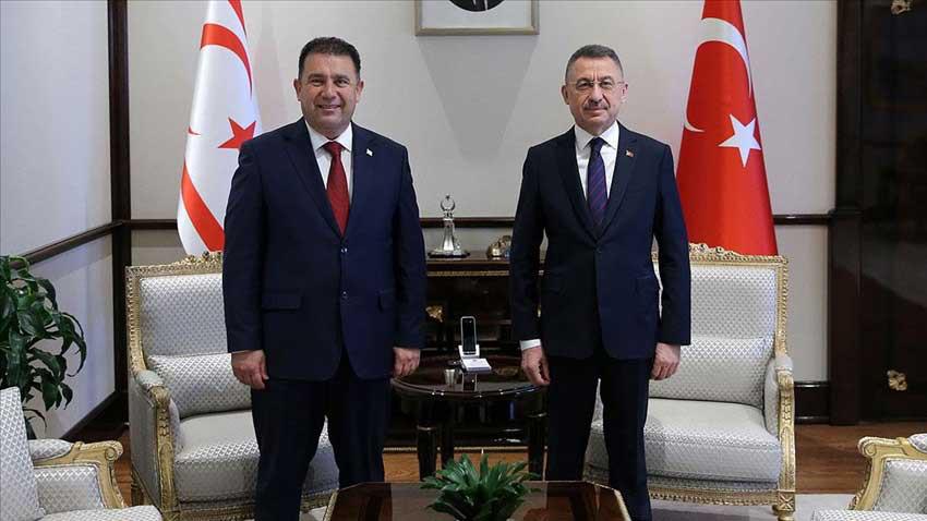 KKTC'ye uygulanan ambargoları sineye çekmeyeceğiz! Türkiye'den net mesaj
